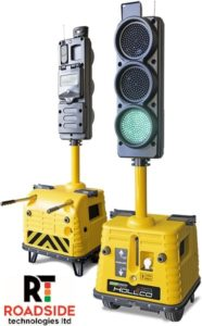 Temporary Traffic Light Hire - Highways